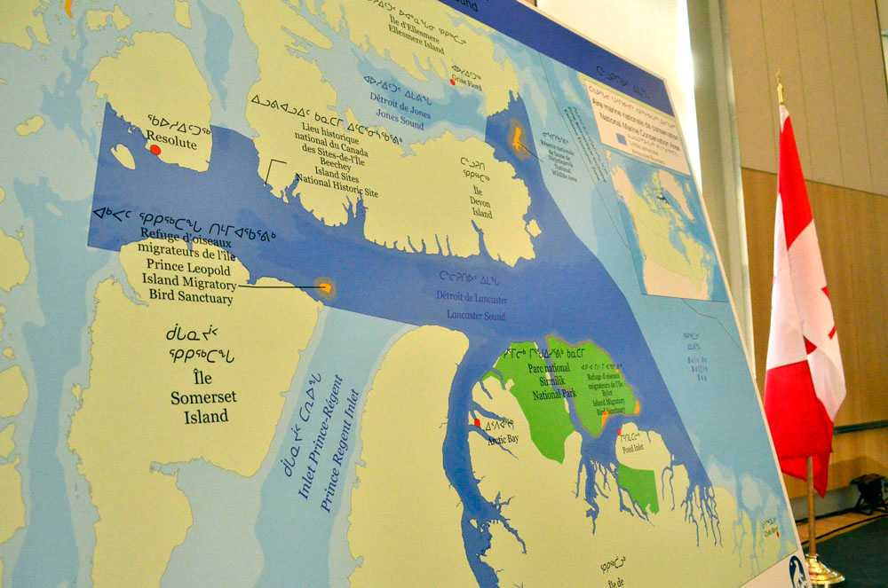 QIA, feds lay groundwork for Inuit benefits deal on marine area