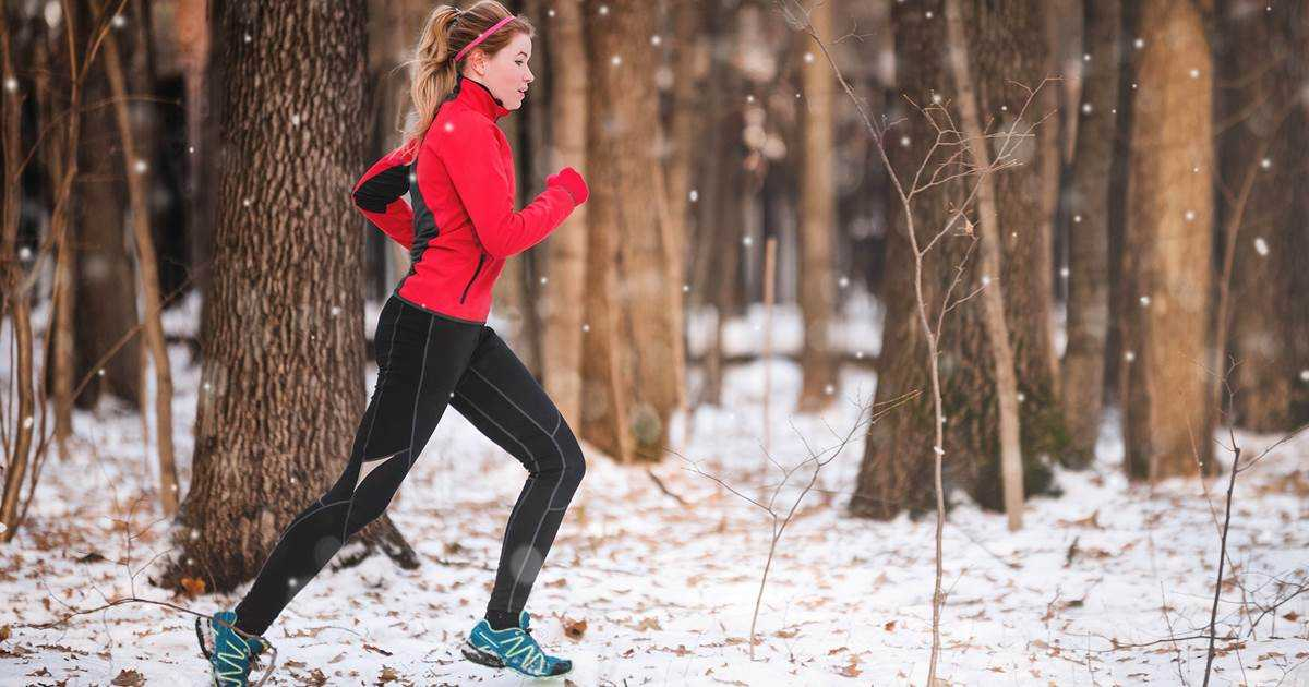 Winter running: What to wear at every temperature