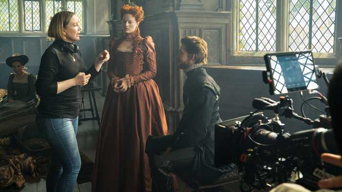 Director Josie Rourke Turned to Abbey Road Studios to Mix the Soundtrack for 'Mary Queen of Scots'