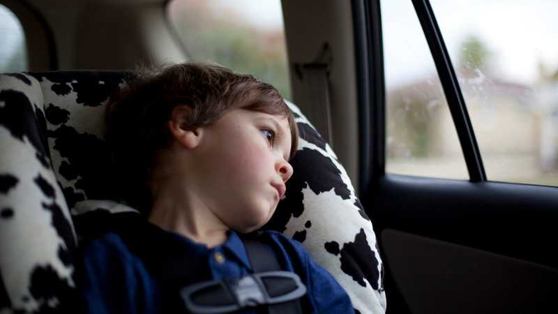 How to Prevent and Treat Carsickness in Young Children