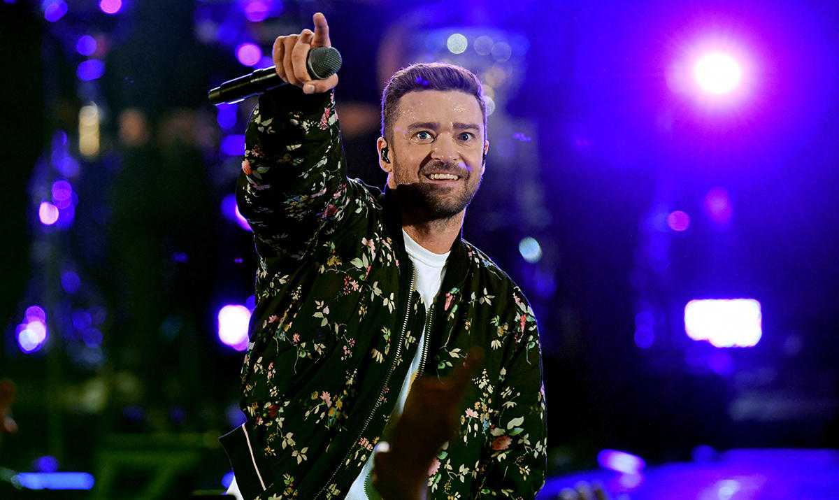 Justin Timberlake Postpones the Rest of His 2018 Tour Dates
