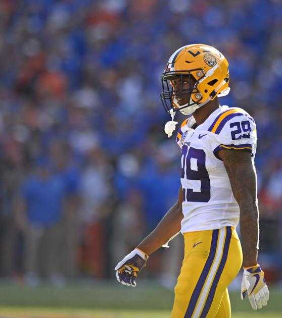 LSU's Greedy Williams misses out on Jim Thorpe Award to Georgia defensive back