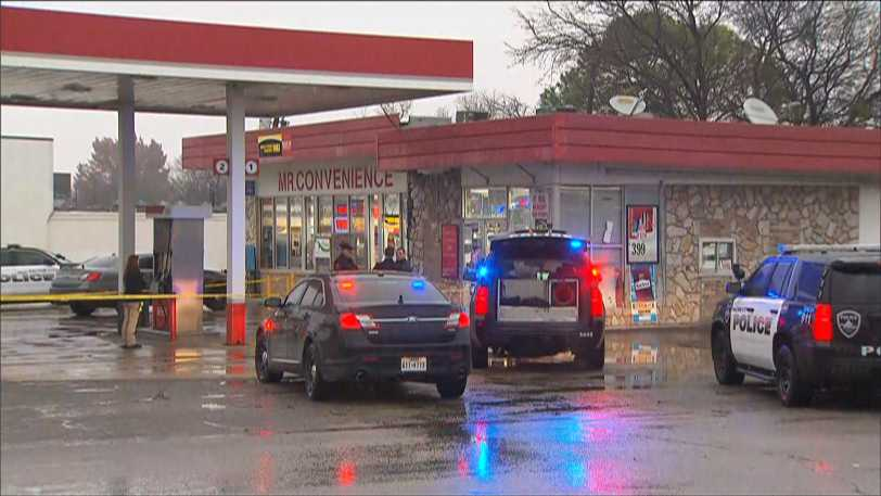 North Texas Convenience Store Clerk Shot During Struggle With Robbery Suspect