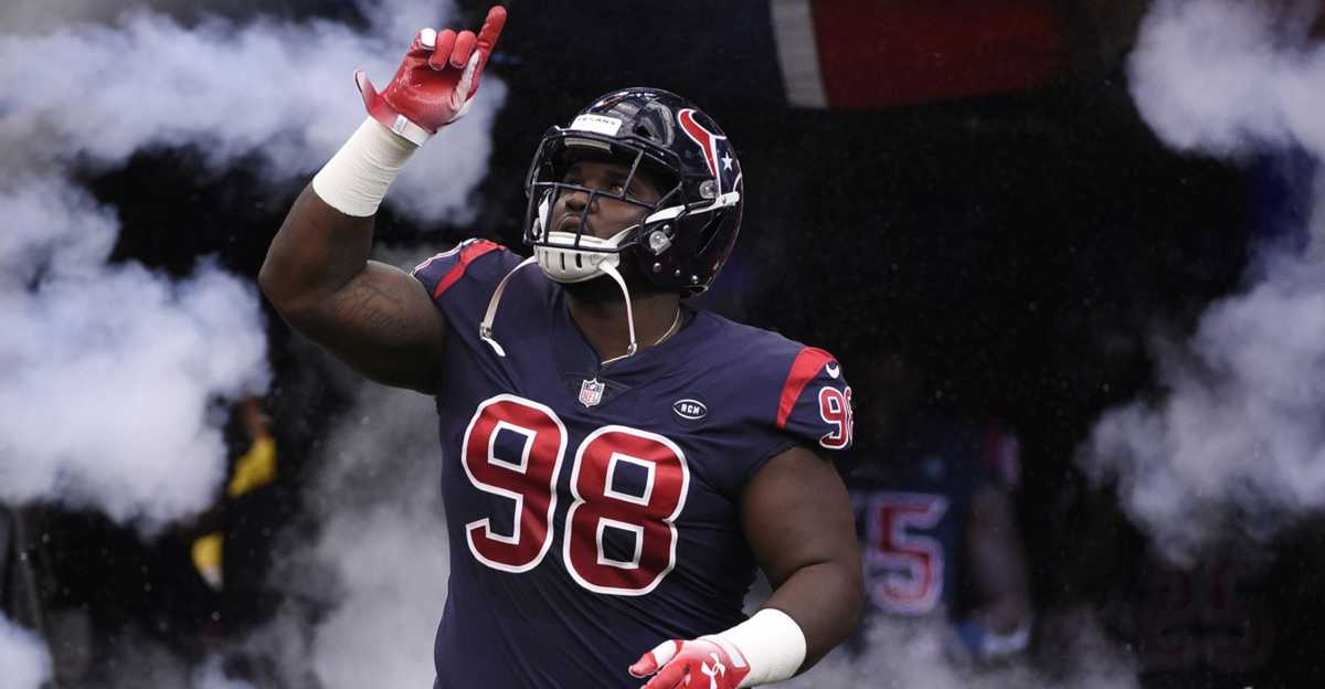 Texans see fundamental improvement from D.J. Reader