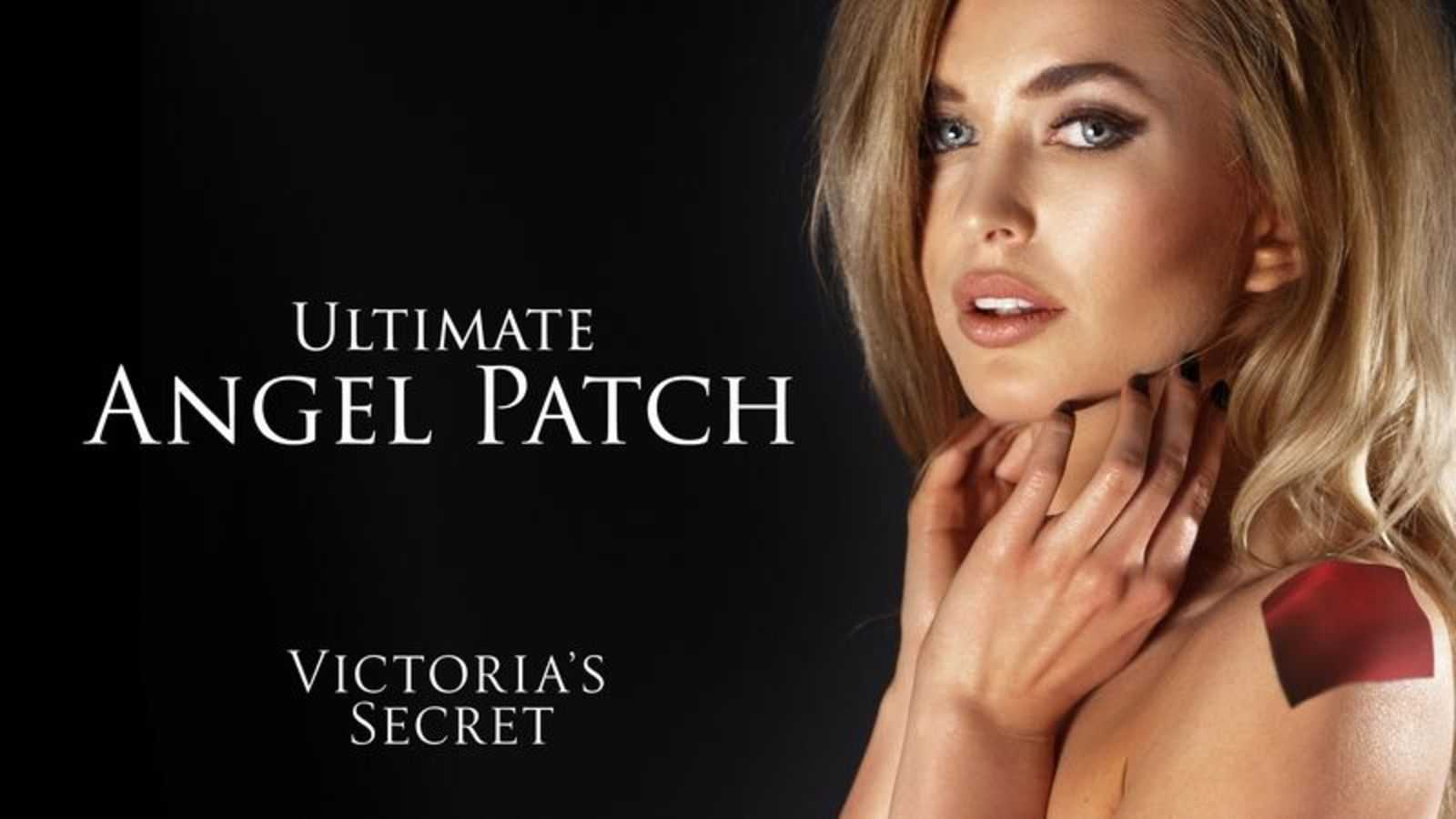 Victoria's Secret Introduces 3-Inch Patch Of Satin To Place Anywhere On Body