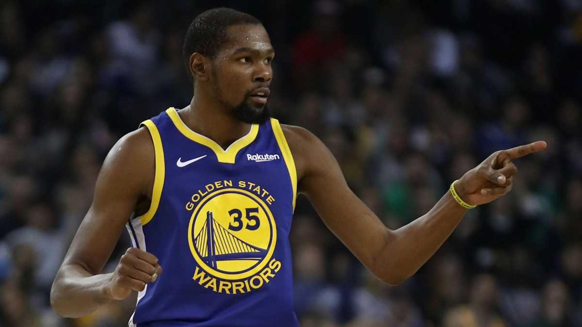 Warriors star Kevin Durant interested in NBA ownership, bringing a team back to Seattle