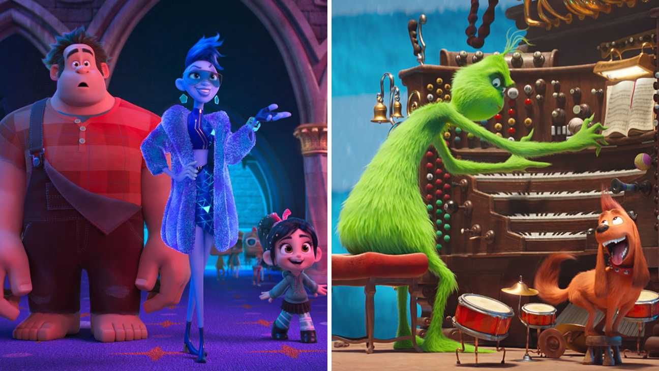 Weekend Box Office: 'Ralph 2,' 'Grinch' Leading Sleepy Pre-Christmas Frame