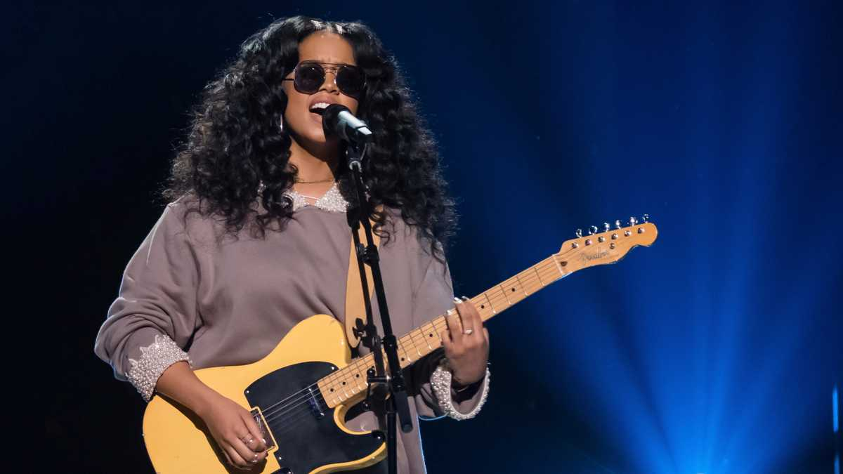 Who Is H.E.R., the Low-Profile R&B Singer With Five Grammy Nominations?