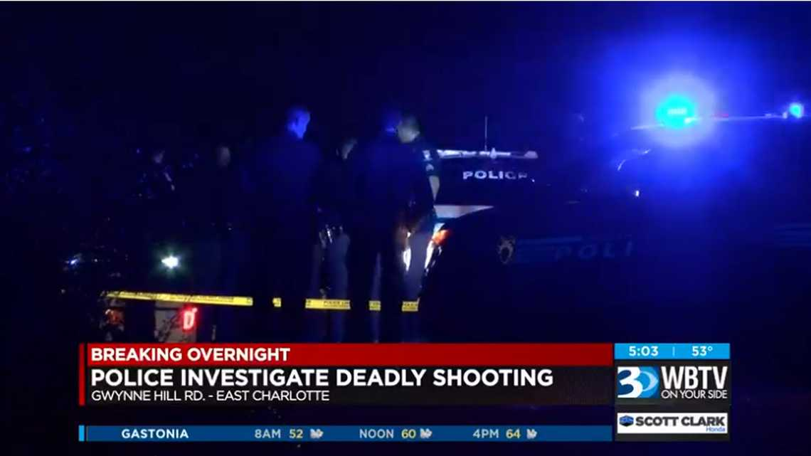 Call leads police to man shot, killed in area off Harrisburg Road in east Charlotte