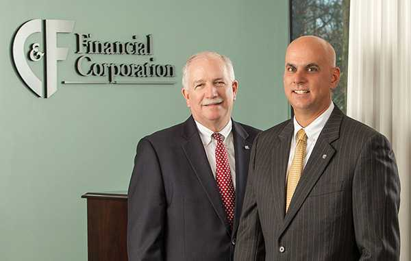Local bank rings in New Year with CEO succession