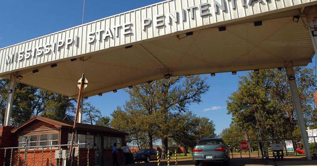 23-year-old Parchman inmate found dead 3 days after Christmas, official confirms