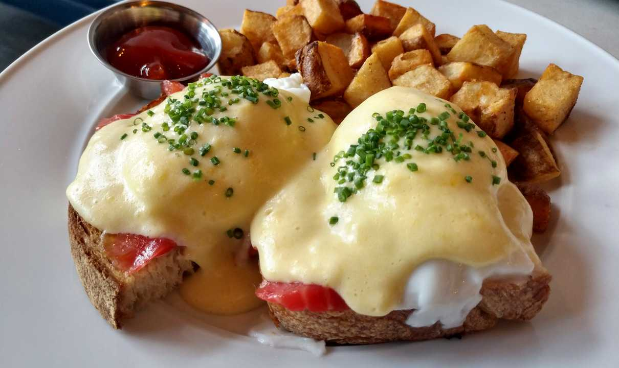 Here's downtown Tacoma's newest weekend brunch, and what to order