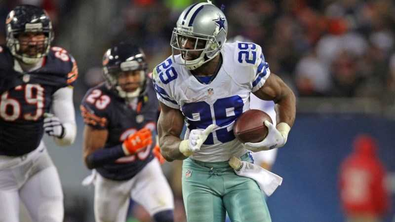 Sumlin Names DeMarco Murray to Coaching Staff