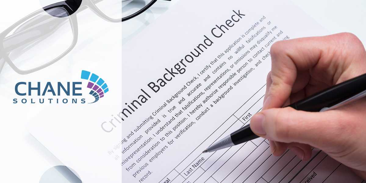 5 Common Types of Background Checks