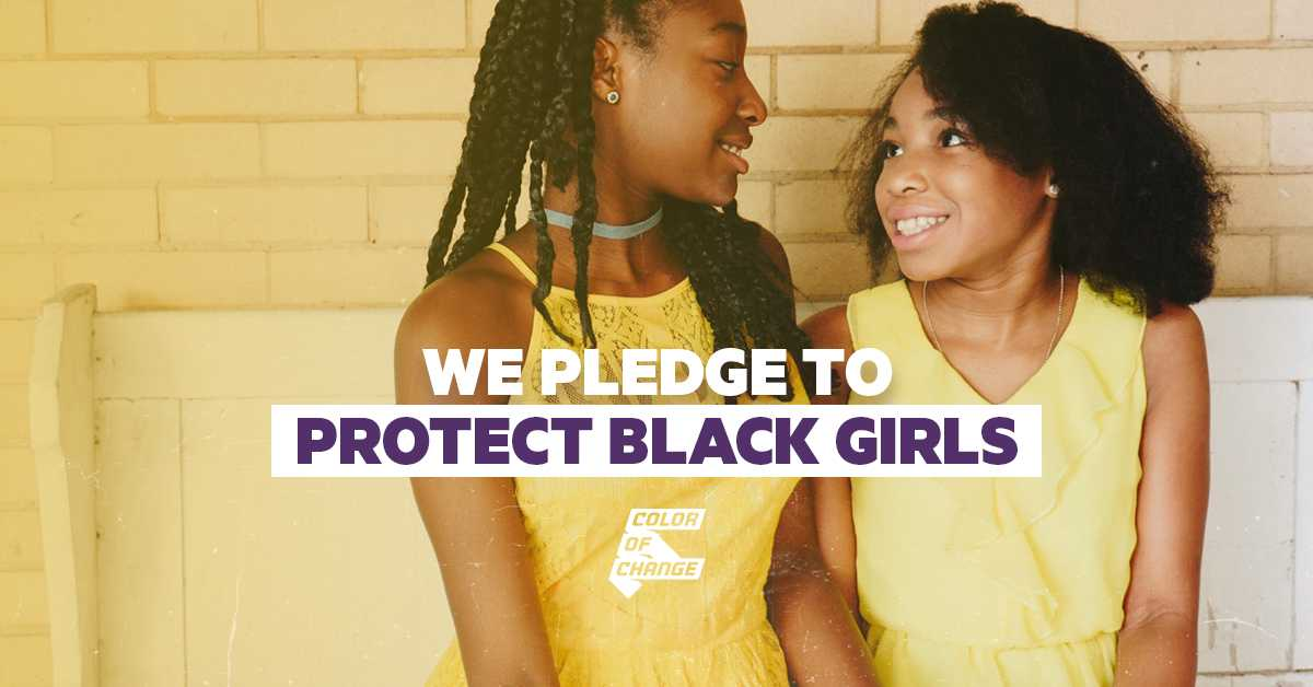 We Pledge to Protect Black Women and Girls