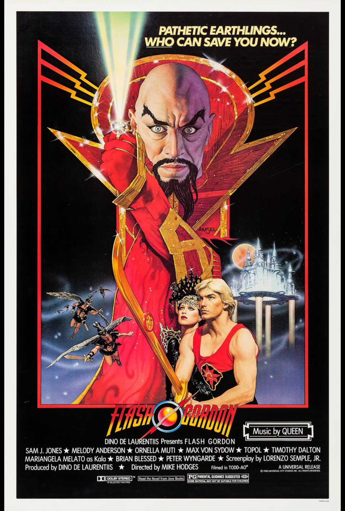 Flash Gordon: Zia Nights at FilmBar