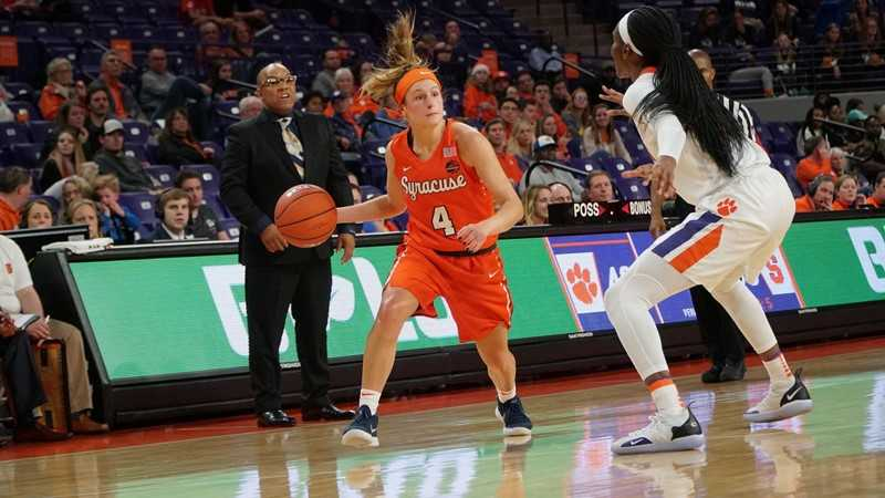 Mangakahia Named ACC Player of the Week