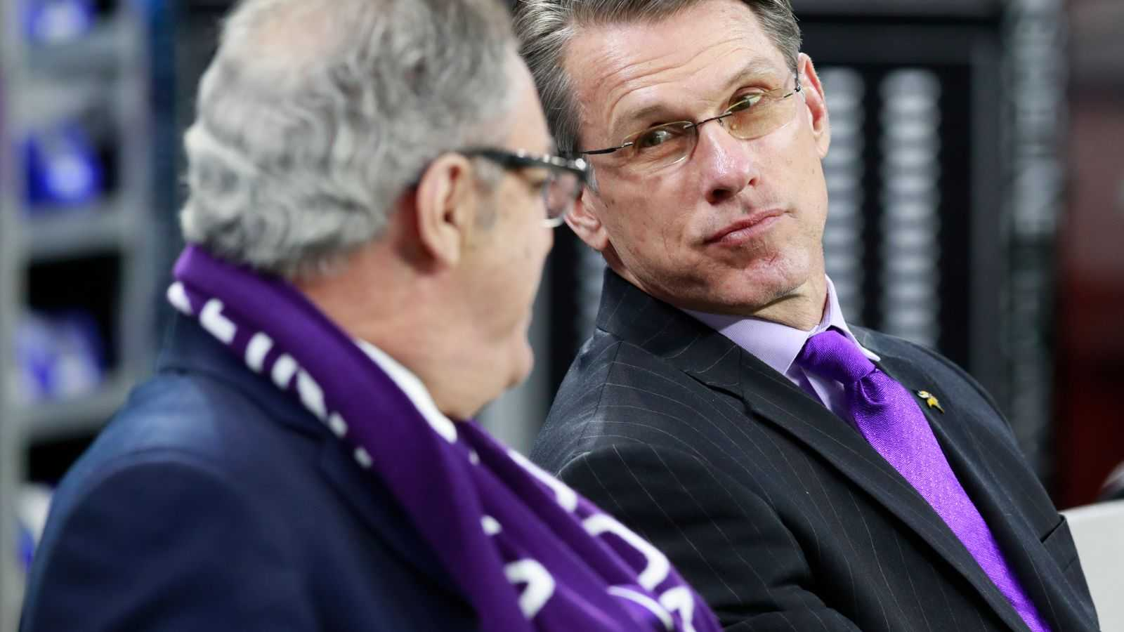 Here Is A Haunting Anecdote About How Vikings GM Rick Spielman Puts On His Pants