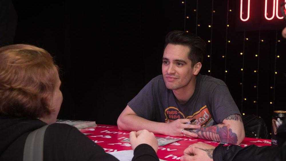 Brendon Urie has High Hopes for his own musical