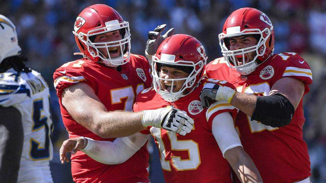 Building a winner: How the Chiefs turned over their roster and emerged among the elite