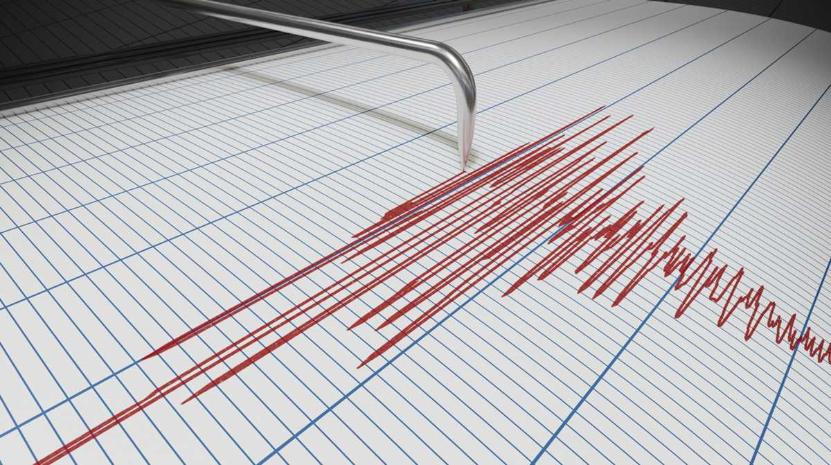 Earthquake in Mississippi Delta