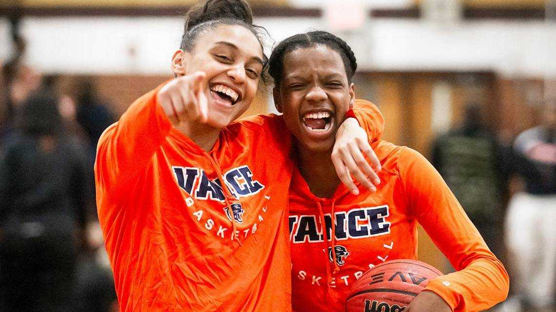 Girls Roundup: No. 2 Vance rolls at West Charlotte