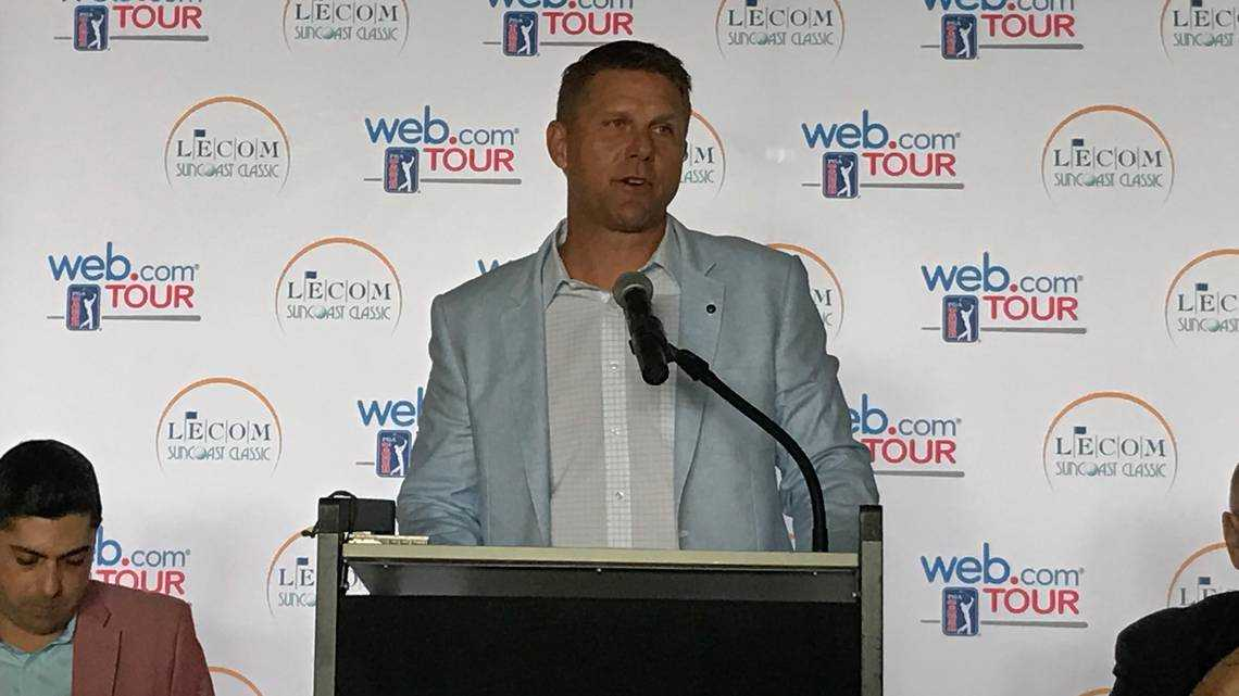 Web.com Tour event coming to Lakewood Ranch is a month out. It now has a title sponsor