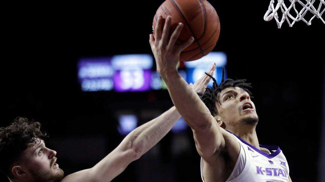 K-State pulls off biggest comeback in school history and beats West Virginia 71-69
