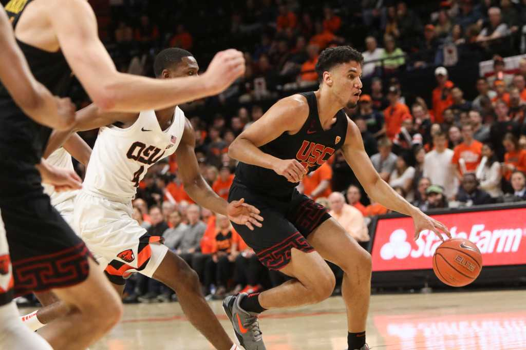 Bennie Boatwright's career night not enough for USC in OT loss at Oregon State