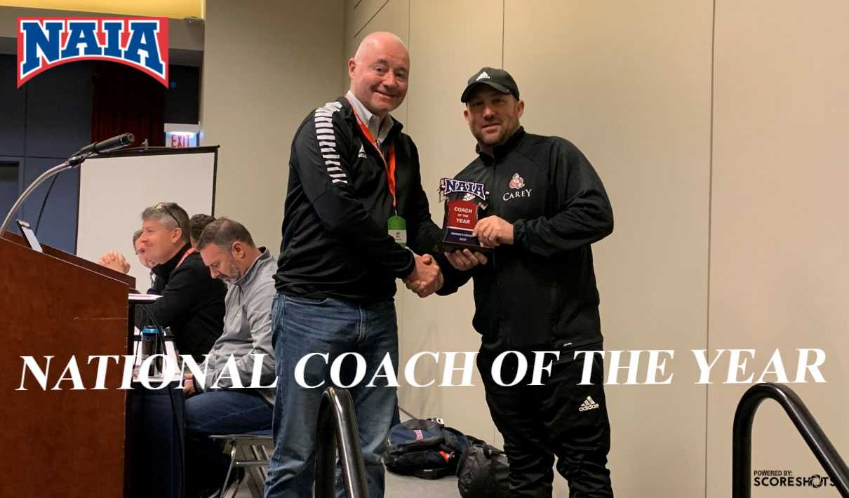 Danny Owens Named NAIA Coach of the Year