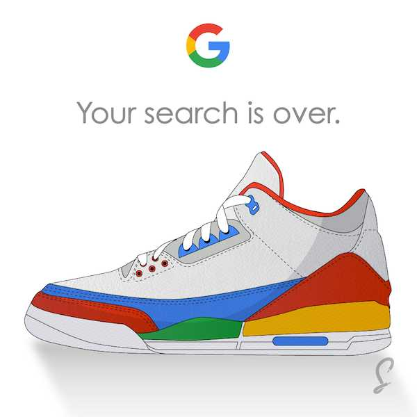 If Your Sneakers Were Designed By Some Of The World's Most Popular Brands…