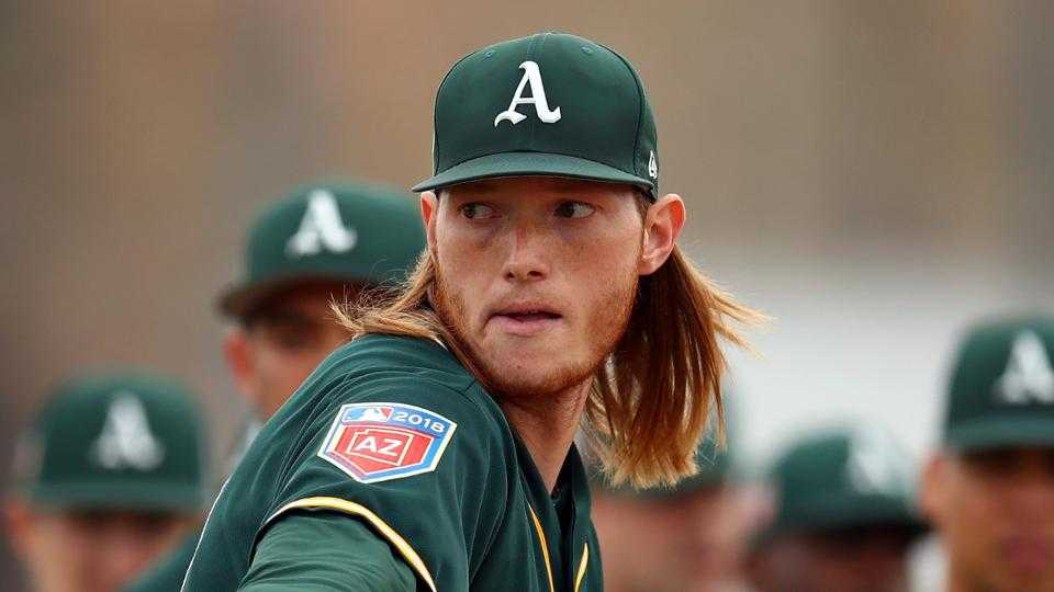 Inbox: Will A.J. Puk pitch for A's in 2019?