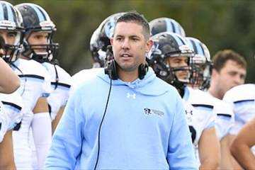 Johns Hopkins offensive coordinator Greg Chimera named interim head coach