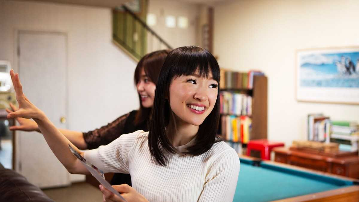 Marie Kondo's Kitchen Is So Tidy, She's Trying to Fill It With Stuff