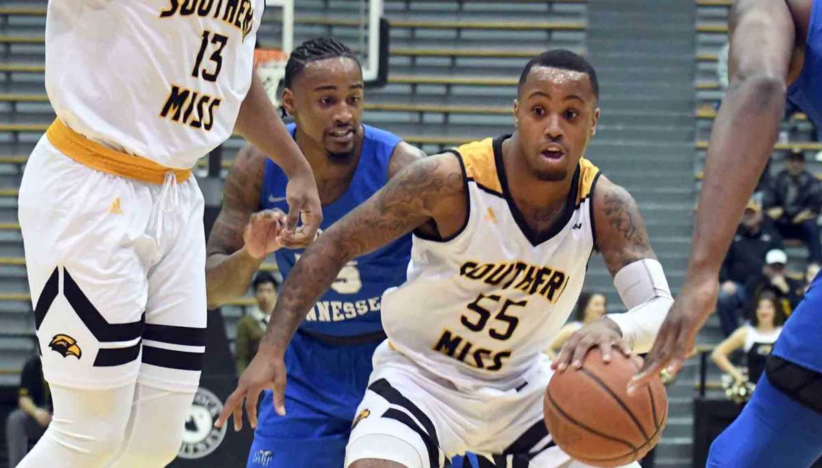 Middle Tennessee vs. Southern Miss men's basketball