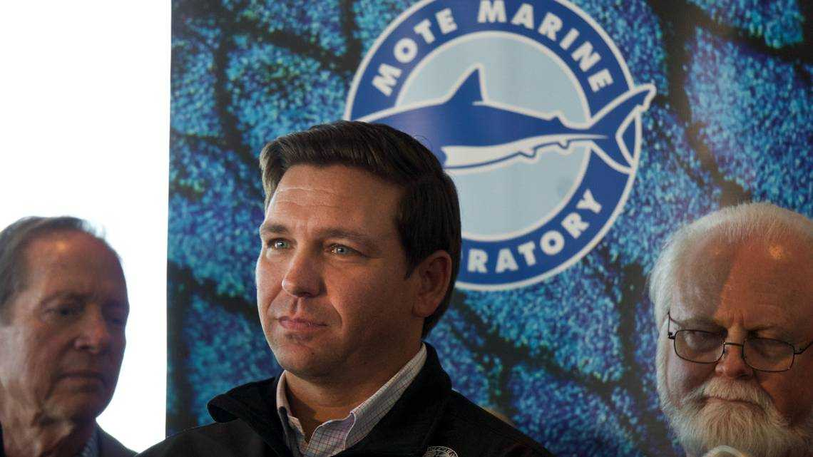 Moving from Congress to Governor's Mansion gives DeSantis new perspective on shutdown