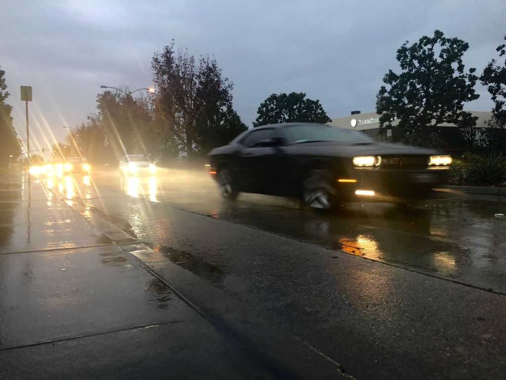 Rain will start light, go heavy during a week of wet weather for Southern California