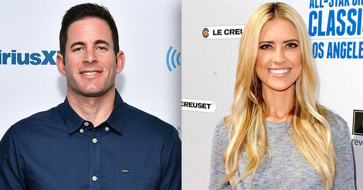 Tarek El Moussa opens up about his ex Christina's new marriage: 'I'm happy for her'