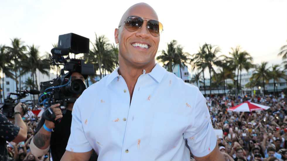 The Rock decries 'generation snowflake'