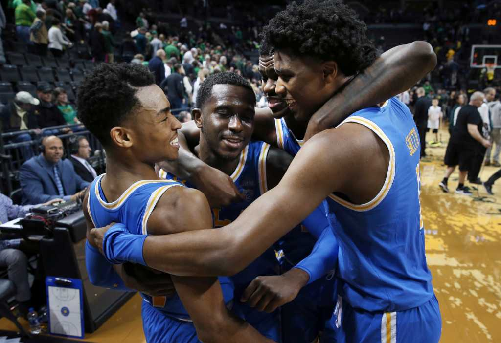UCLA stages historic comeback, stuns Oregon in overtime