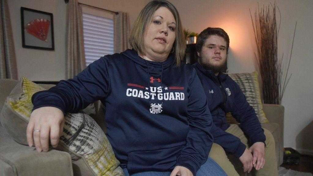 Unexpected hardship: Coast Guard spouses speak up about government shutdown, lack of pay