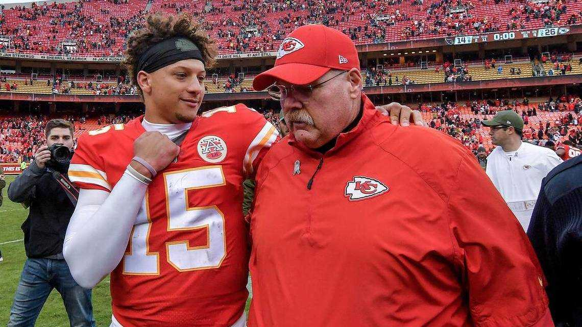 When Andy met Patrick: the Reid-Mahomes summit that changed everything for the Chiefs
