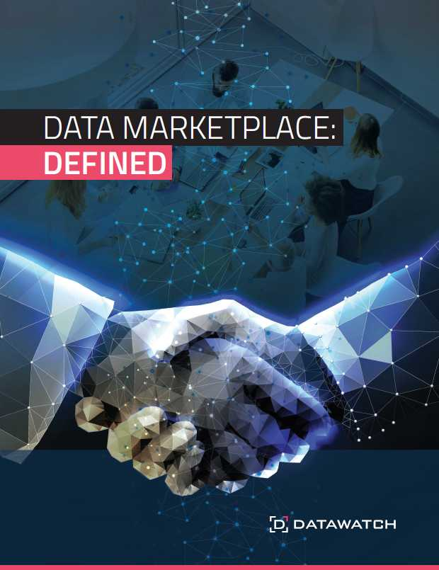 Data Marketplace: Defined