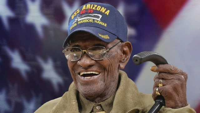 Details of Richard Overton's funeral, memorial services