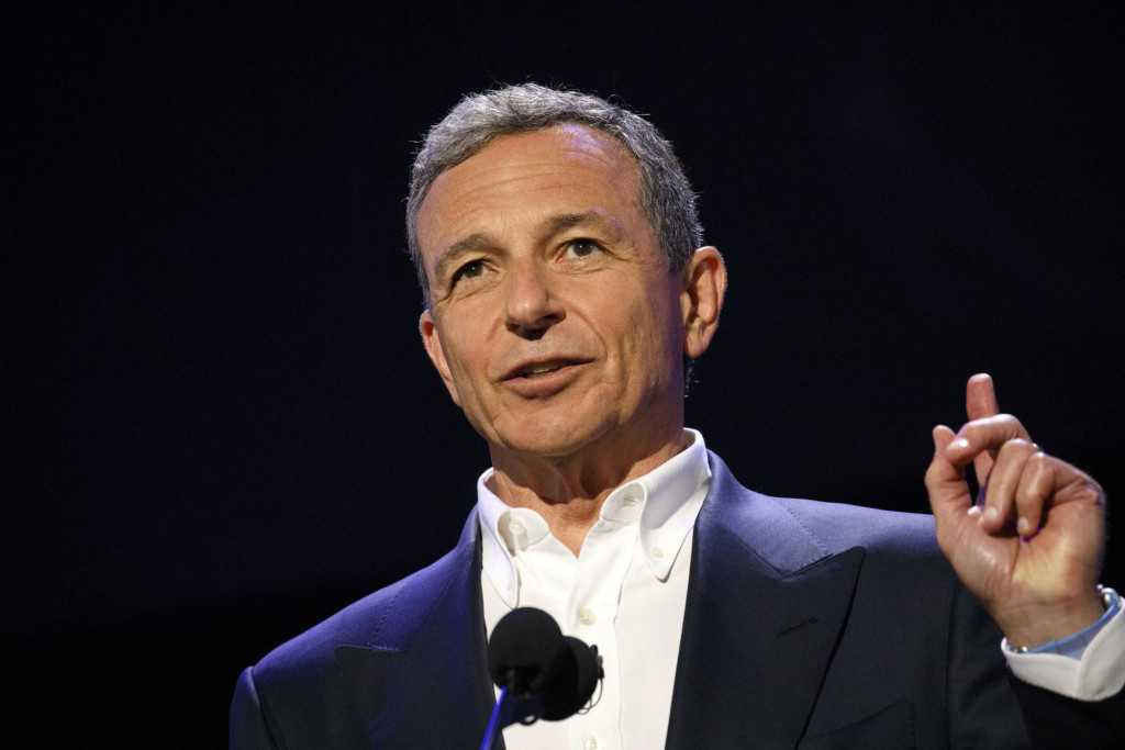 Disney's CEO Iger got an 81% pay boost to $65.65 million in 2018