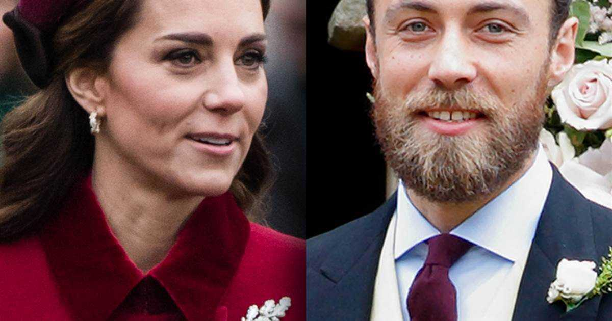 Duchess Kate's brother opens up about crippling struggle with depression