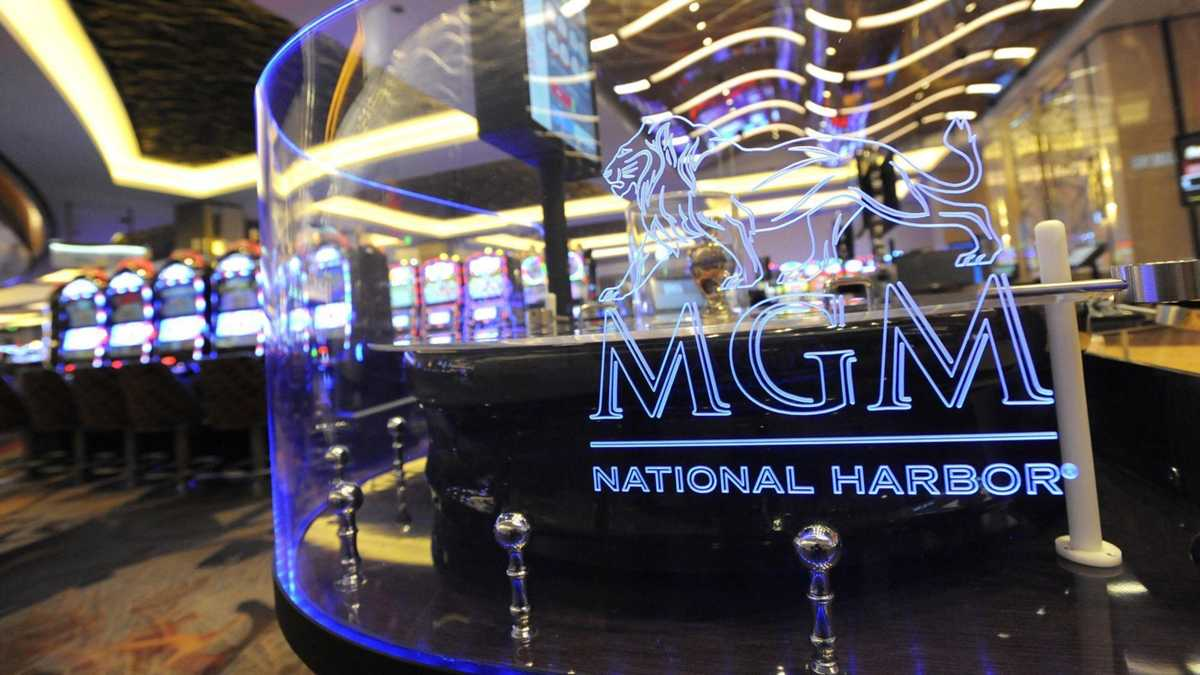 Latest Maryland casino data shows continued growth, MGM's huge impact and how slots remain king