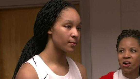 Maori Davenport scores 25 points for Charles Henderson in triumphant return to court