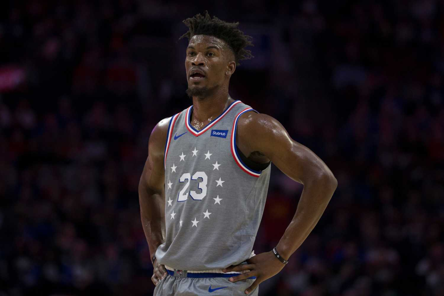 Shorthanded Sixers Upset By Hawks 123-121