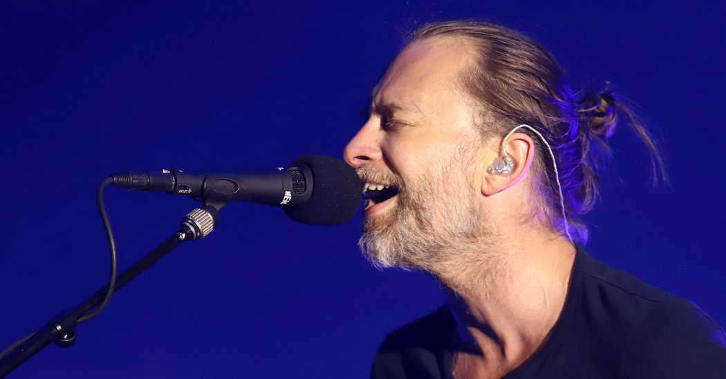 The Playlist: Radiohead's Glooming, and 13 More New Songs
